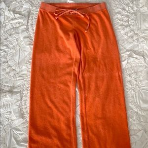 VGUC⭐️ Juicy Couture Terry Cloth Track Pants